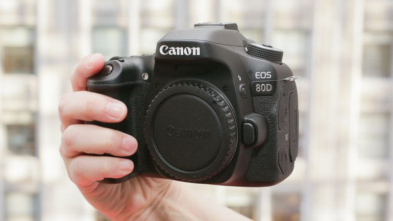Canon 80D for sale!