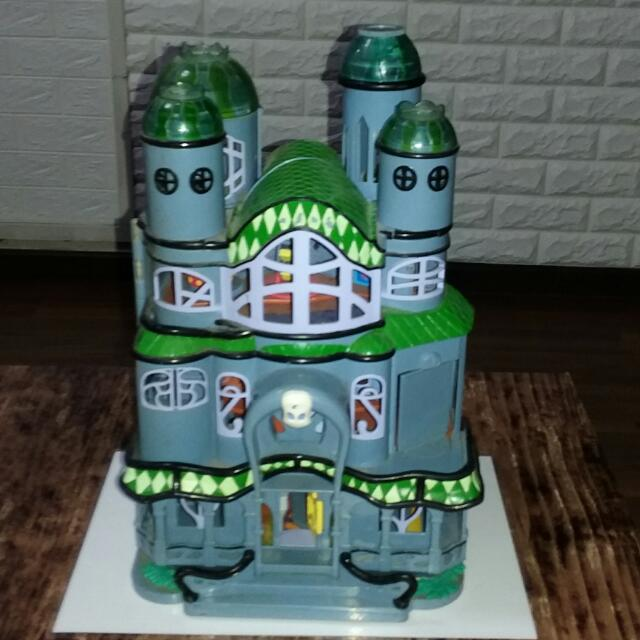 CASPER Playset Toys (Halloween Special) + Haunted House