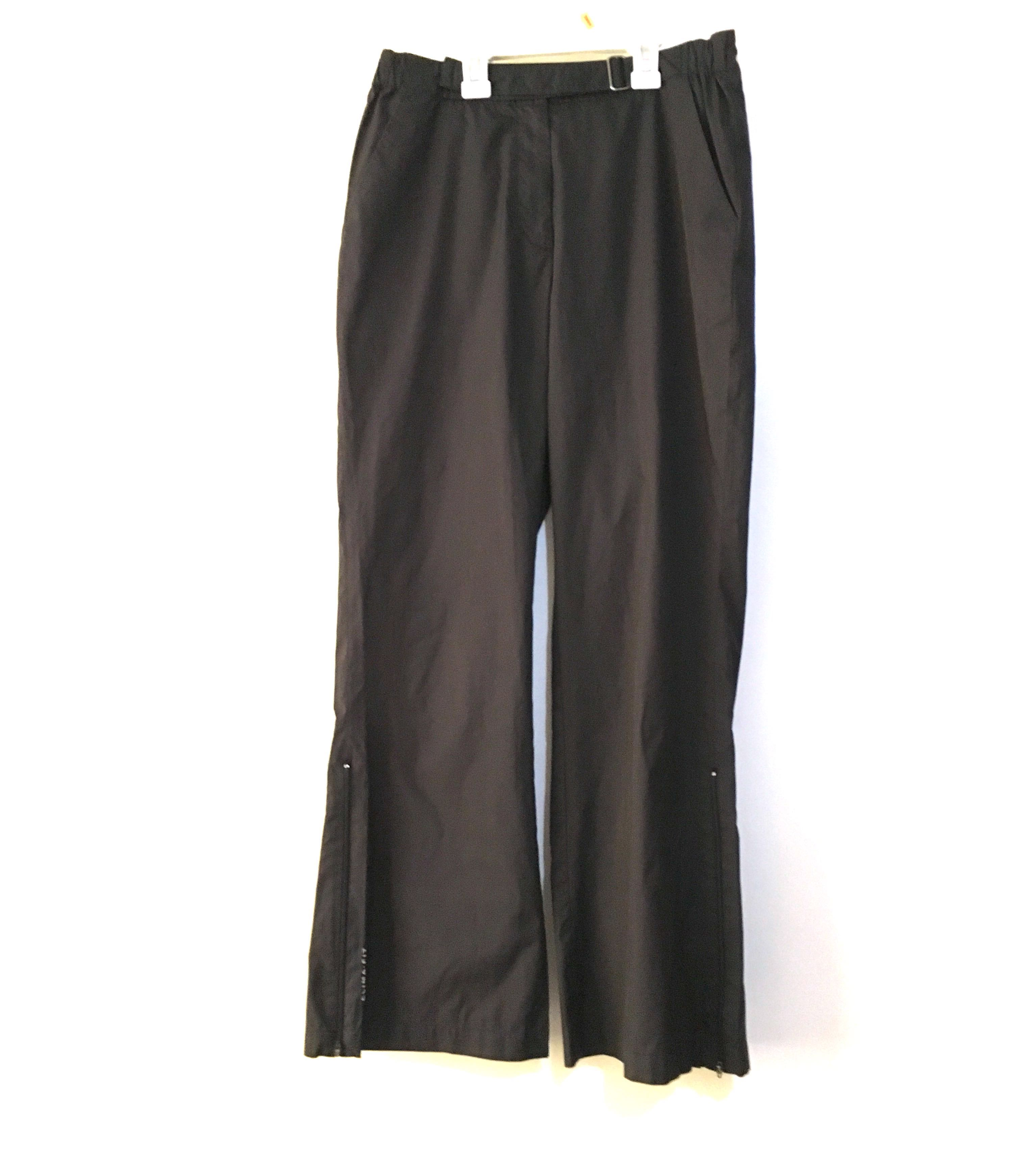 Charity Sale! Authentic Nike Running Black Women Clima-fit Jogging Pants Size Small 4