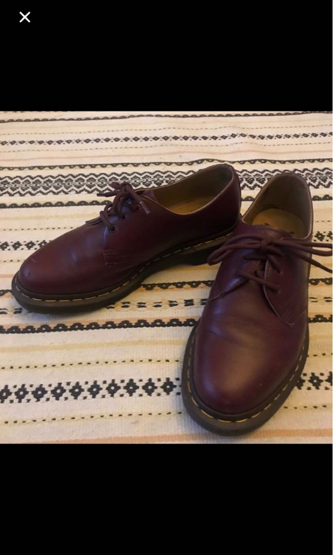 Dr. Martens - Cherry red