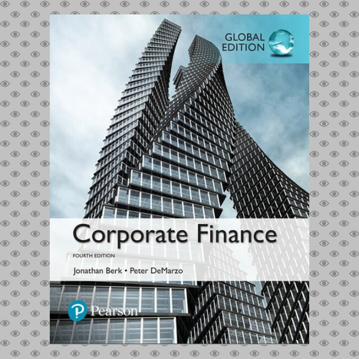 ebook Corporate Finance, Global Edition, 4th Edition
