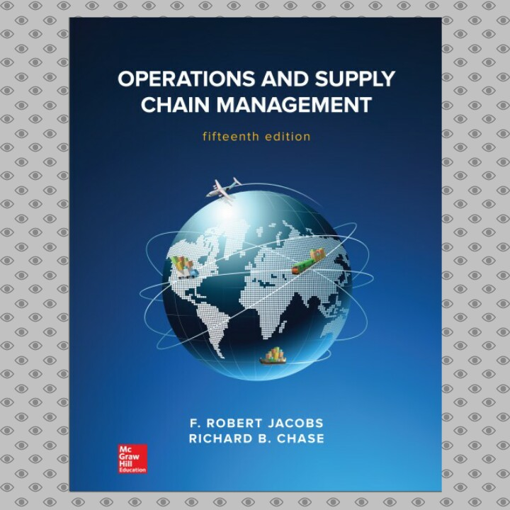 ebook Operations and Supply Chain Management, 15th Edition