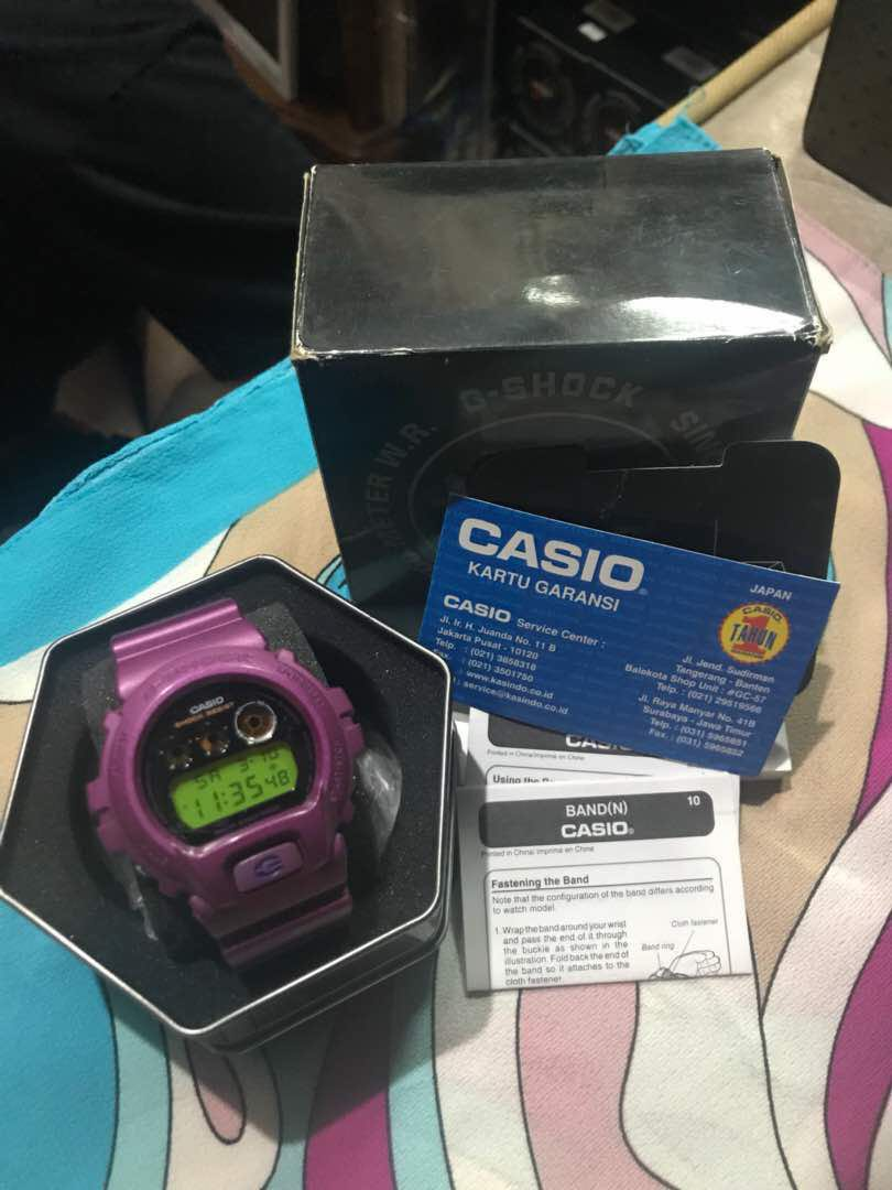 G-SHOCK Dw-6900Nb4 aka Grape cb30bb22a5