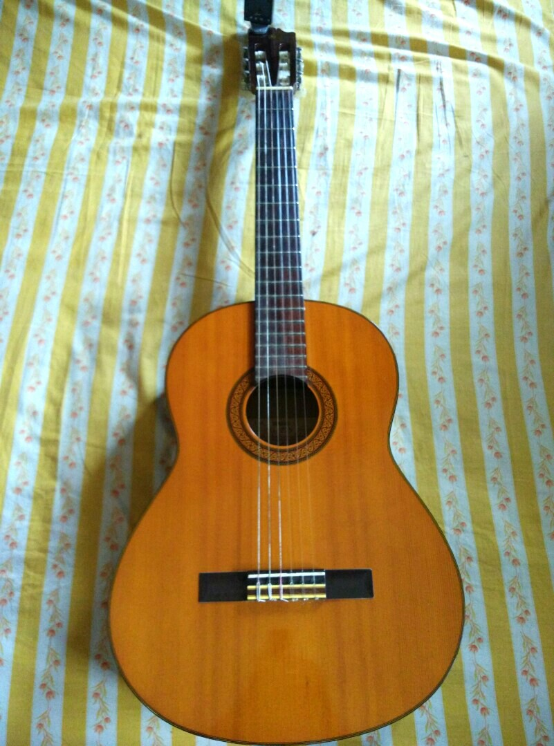 Guitar Yamaha G225 Series Music Media Instruments On