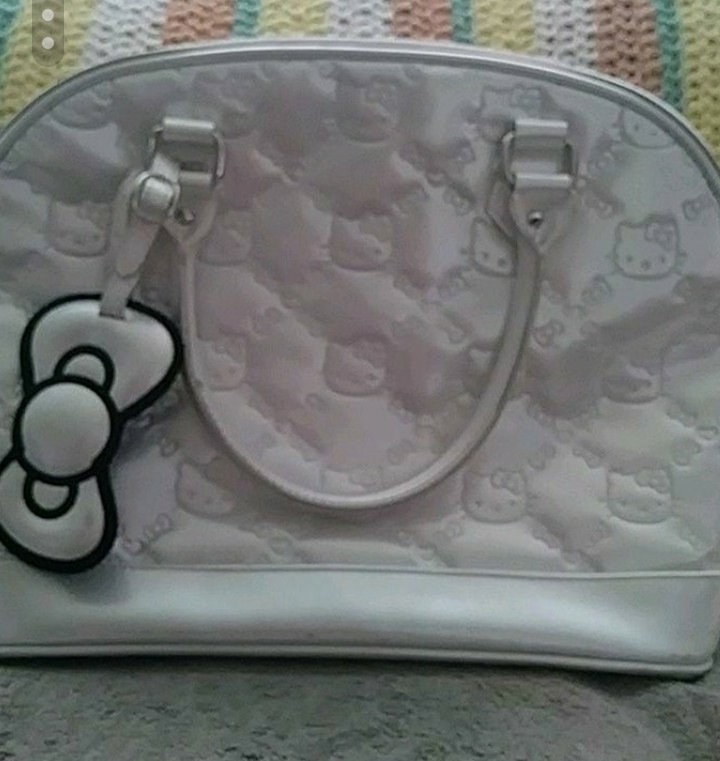 Hello Kitty Loungefly purse
