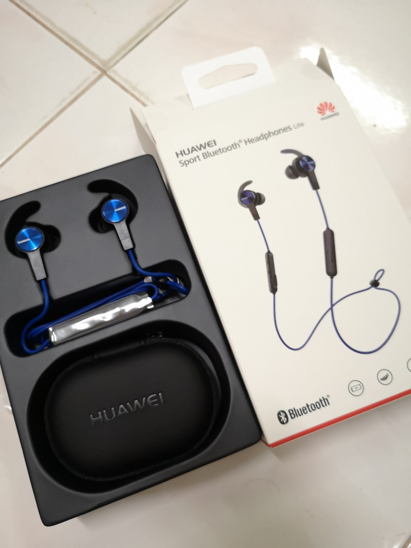 huawei sport bluetooth headphones lite am61 image. Black Bedroom Furniture Sets. Home Design Ideas