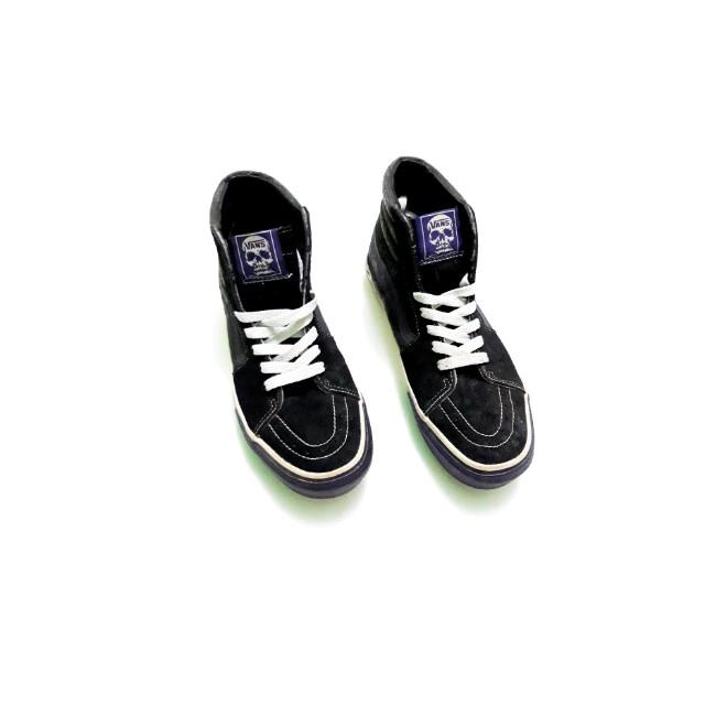 85f39e9648f0 Limited Edi Vans Sk8-hi x Left Foot x Jahan Shoes