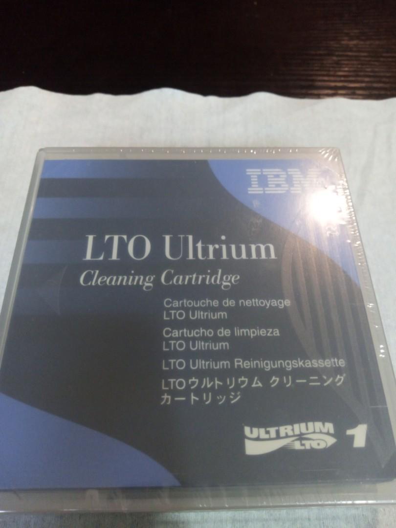 LTO Ultrium Cleaning Cartridge