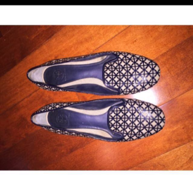 *Marked Down* Tory Burch Flats