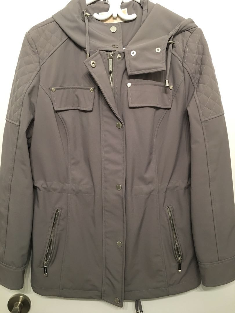 Michael Kors rain coat. Size M