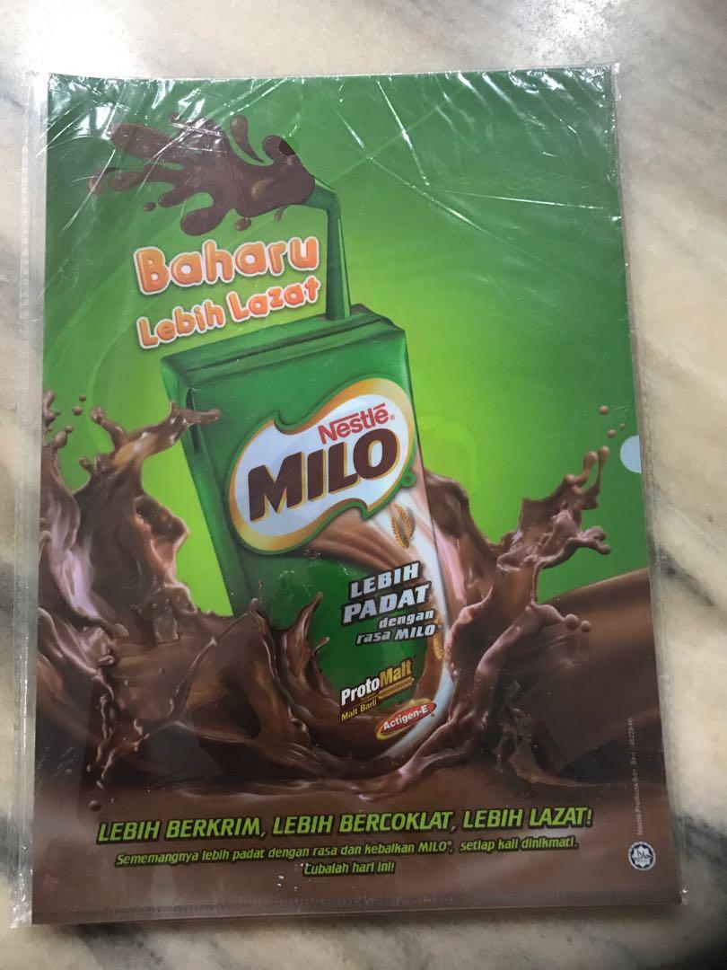 Milo File