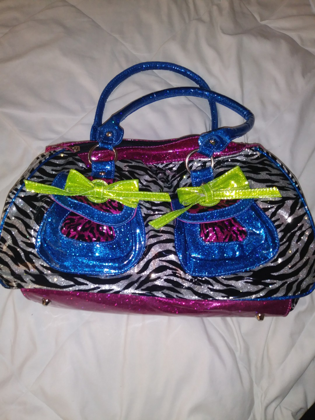 New colorful purse (new)
