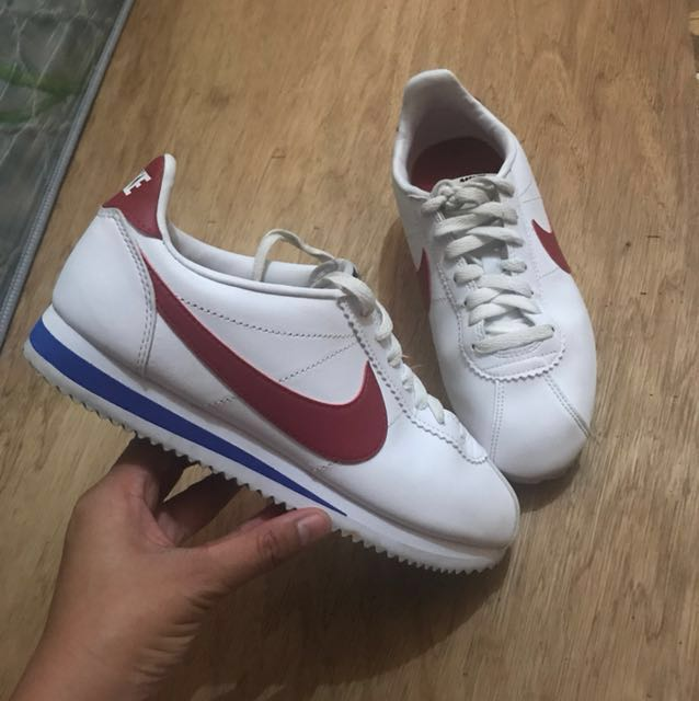 Nike Cortez Classic FOREST GUMP Womens Fashion Shoes On Carousell