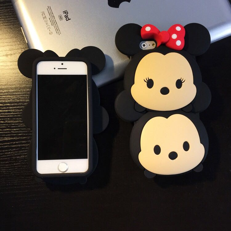 cover iphone 5 silicone disney