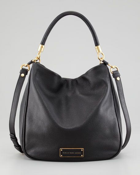 PRICE DROP!!! Authentic MARC BY MARC JACOBS TOO HOT TO HANDLE LEATHER HOBO
