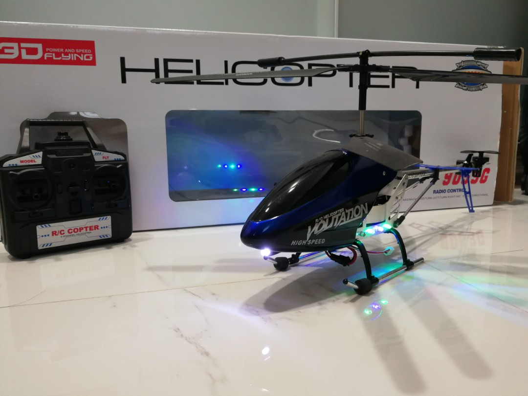 RC Helicopter Large
