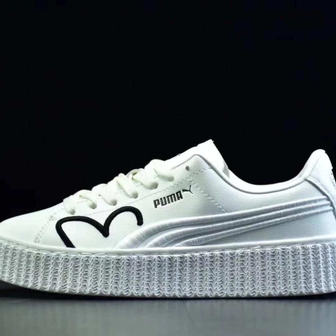 quality design 6af36 ecc33 Rihanna x Puma Fenty Clara Lionel Creeper