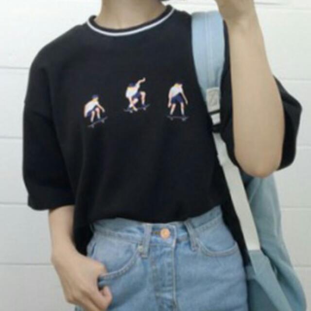 Skater Boy Shirt