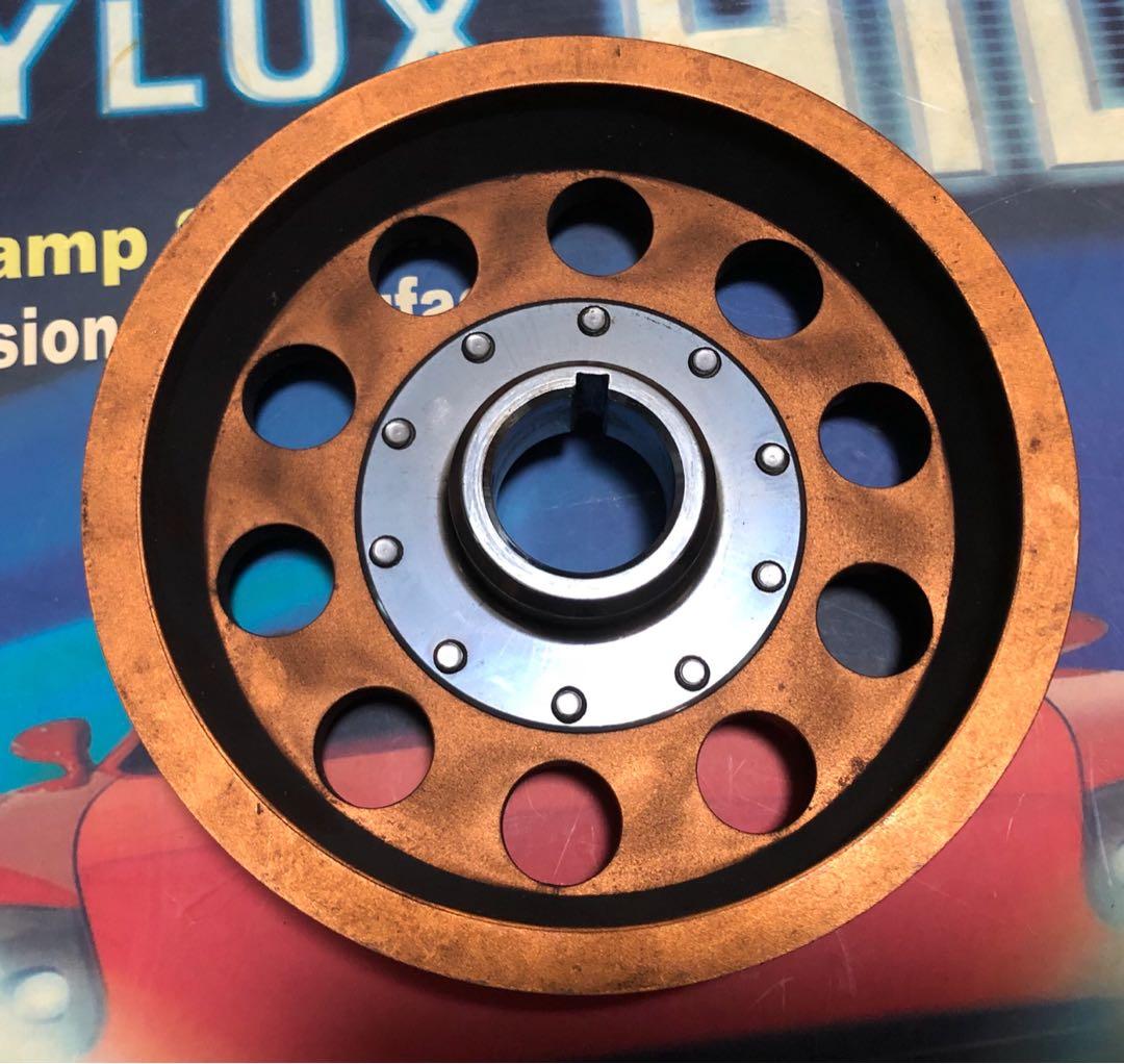 Summit lighten pulley for Suzuki swift zc21