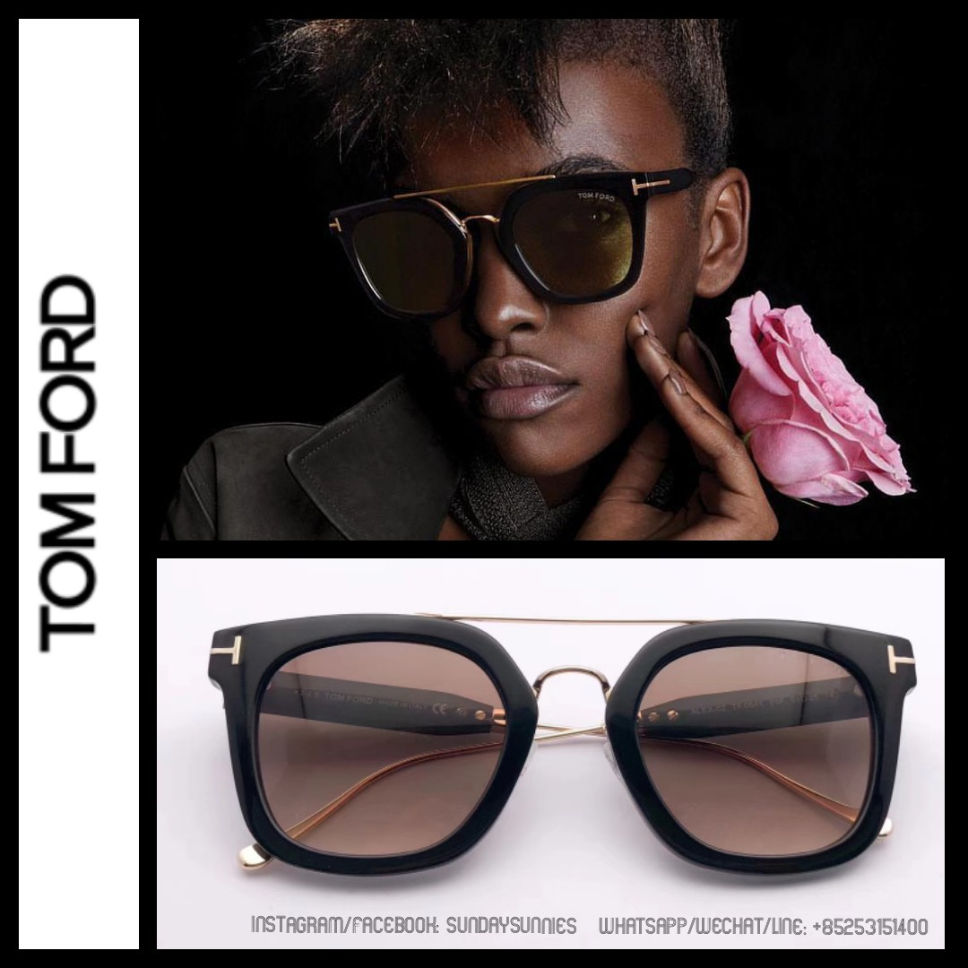 6d736876908 Tom Ford Alex TF0541 sunglasses 太陽眼鏡