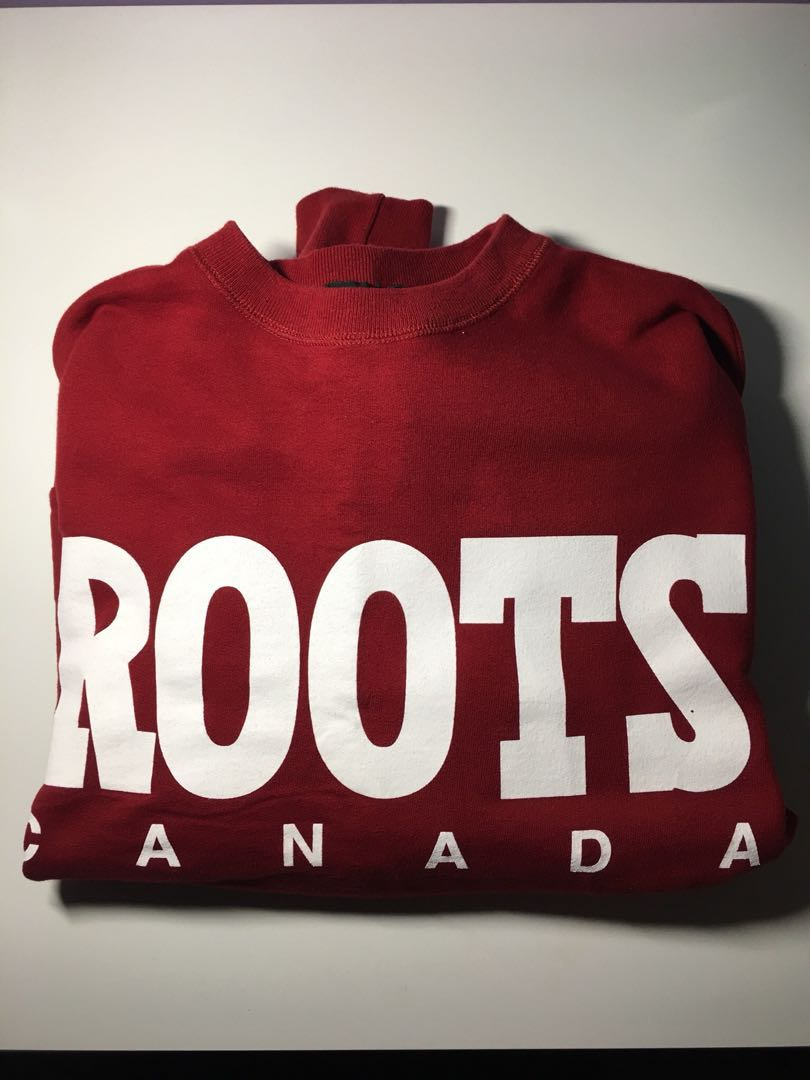 VINTAGE ROOTS SWEATER