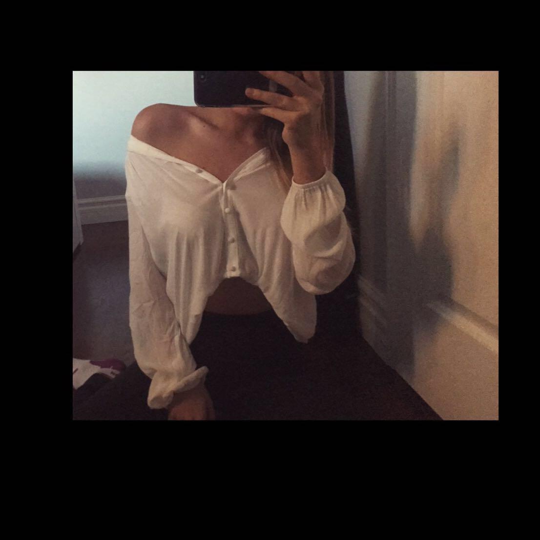 White blouse BNWT