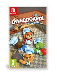 WTS overcooked for Nintendo switch