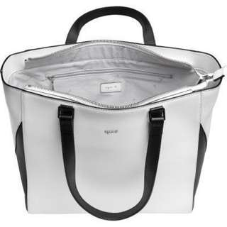 Agnes B Monochrome Tote Bag - Brand New!