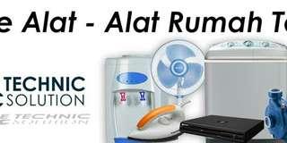 jasa servis elektro  alat rumah tangga