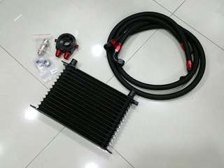 G-Plus Perfomance Oil Cooler Kit