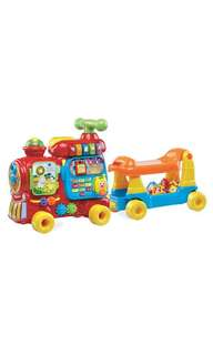 *ready stocked- VTech Sit-to-Stand Ultimate Alphabet Train ride on