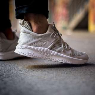 PUMA TSUGI BLAZE EVOKNIT All White