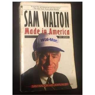 Sam Walton ( Wal-Mart ) with John Huey