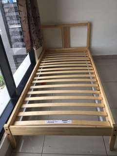 IKEA Single Beds and mattress