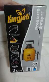 Kingjet 3.0L Pressure Sprayer