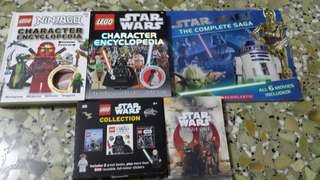 Star Wars Books Encyclopedia Rouge One