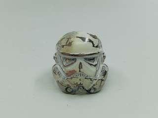 罕有絕版,九十年代 Antique Star Wars Silver Ring 星球大戰限量紀念版925銀戒指(E款)Limited Edition