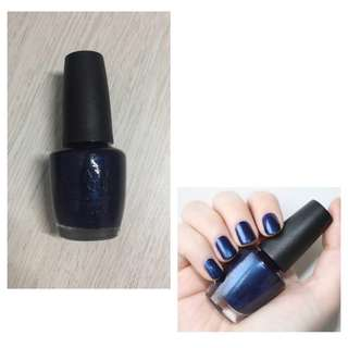 OPI - yoga-ta get this blue!