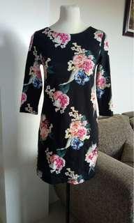 H&M 3/4 sleeves Dress