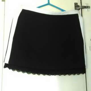 Rok /Skirt black XXI