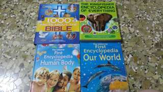 National Geographic Kids Bible Encyclopedia