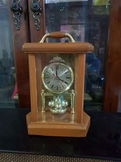 Antique Clock over 30 Years still works well