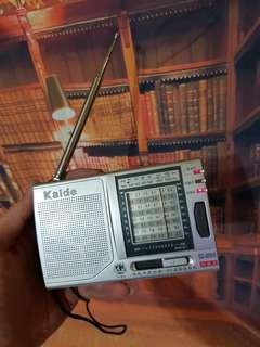 Vintage radio... Still function