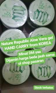 Nature Republic Aloe Vera Gel (NATREP)