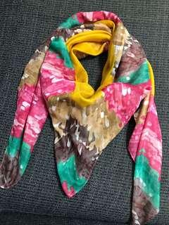 UMAMA造型圍巾