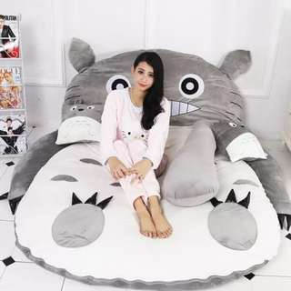 Totoro cartoon bed mattress sofa tatami cushion