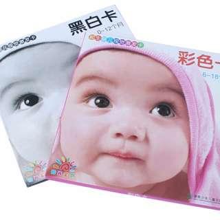 Infant flash cards
