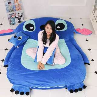 Stitch cartoon bed sofa mattress tatami cushion