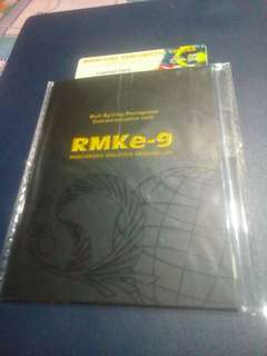 Coin Card RMKe-9