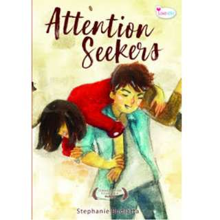 Ebook Attention Seekers - Stephanie Budiarta